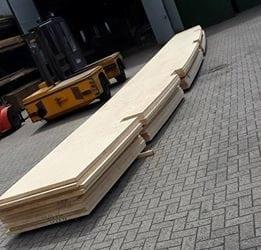Sanierung der Dachkonstruktion der EissporthalleMoers