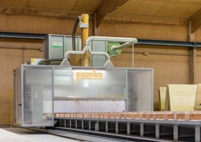 FH Finnholz CNC Plattenbearbeitungszentrum