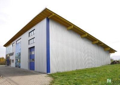 Vertriebs- und Lagerhalle in Bad Neuenahr