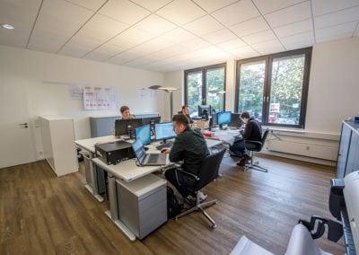 FH Holzbaustatik Team Büro Münster