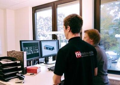 FH Holzbaustatik Team CAD Planung