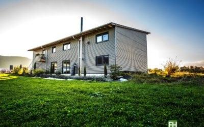 Ausstellung und Wohnung in Bodman