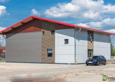 Bürogebäude mit Verkaufs- und Ausstellungsraum in Wolfsburg
