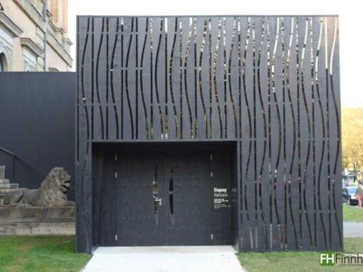 Kerto Fassade für Pinakothek München