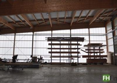 Produktions- und Lagerhalle Passau