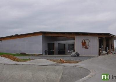 Produktions- und Lagerhalle in Passau