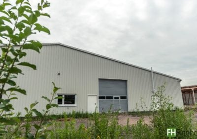 Lagerhalle in Neustadt