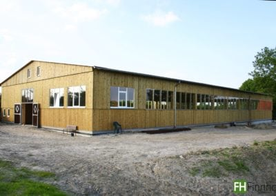 Reit­halle in Sprock­hövel