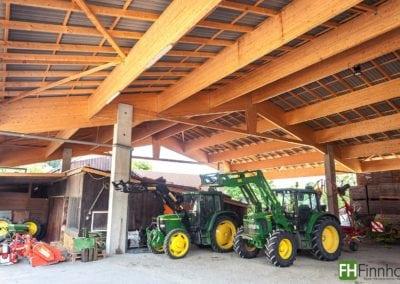 Landwirtschaftliche Lagerhalle in Werdohl