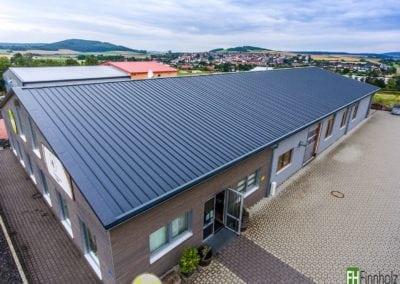 Produktionshalle mit Ausstellung und Büro in Fulda