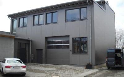Werkstatt mit Wohnung in Konstanz