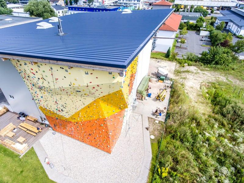 Kletterhalle in Offenbach