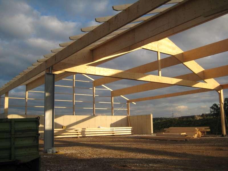 Holzkonstruktion Erlangen