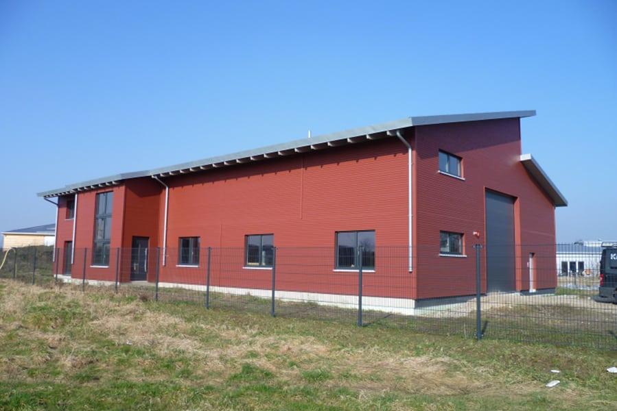 Gewerbehalle NRW