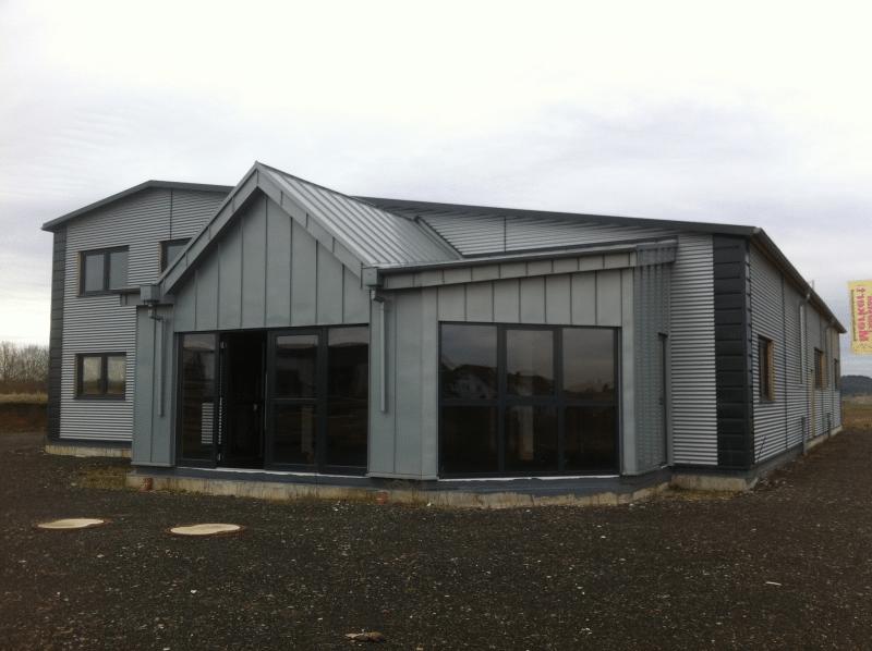 Industriehalle Holzhalle Hessen
