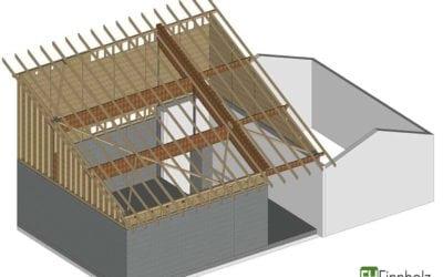 Holzhalle in Bad Belzig