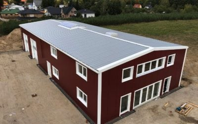 Erfolgreiche Bauendabnahme in Ludwigsfelde!