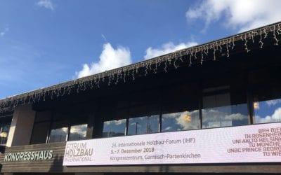 Forum Holzbau Garmisch-Partenkirchen!