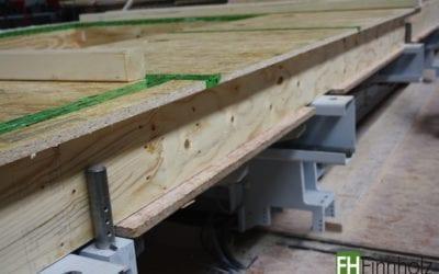 Kerto‑T für Holzrahmenbau Häuser