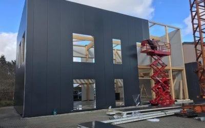 Fassadenarbeiten in Wegberg!