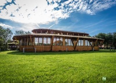 Reithalle Havixbeck - Holzhalle FH Finnholz