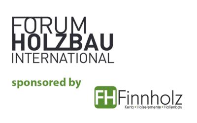 Forum Holzbau 2019