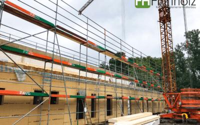 Aktuelle Baustelle in Bergisch Gladbach