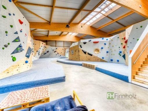 Boulderhalle in Neustadt