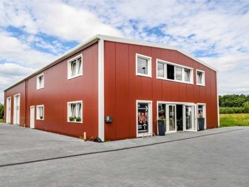 Gewerbehalle mit Verwaltungsbereich in Ludwigsfelde