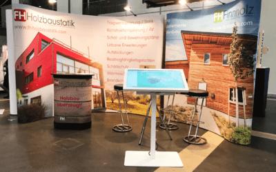 Forum Holzbau 2021 in Berlin — Als Sponsor und Aussteller